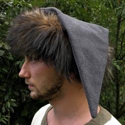 czapka długa