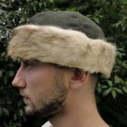 czapka krótka