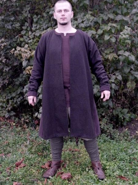 """Kaftan """"coat"""" przód"""