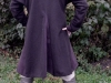 "Kaftan ""coat"" tył"
