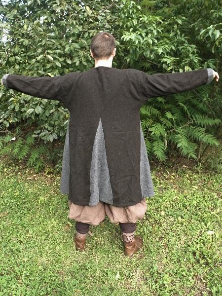 kaftan coat tyl
