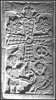 Kamienny relief frankijski, VIII w.