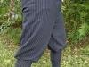 spodnie szerokie